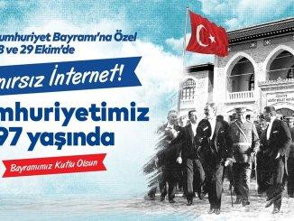 Onbeperkt internet van IMM op Republic Day