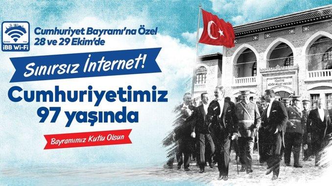 Nieograniczony Internet z IMM w Dzień Republiki