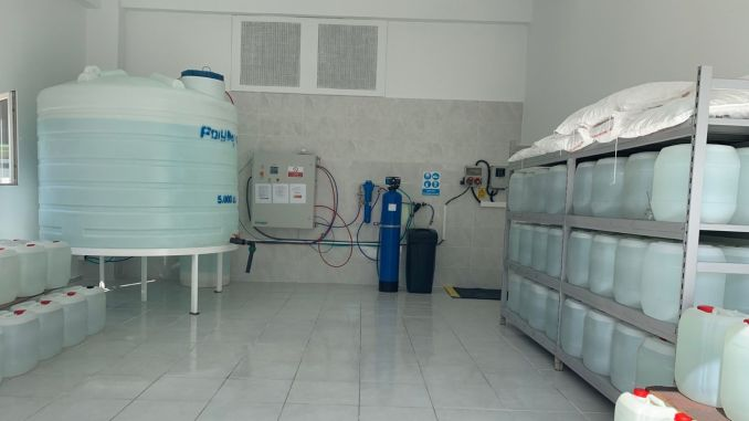 Environmentally Friendly Disinfectant Against Viruses and Bacteria from IMM