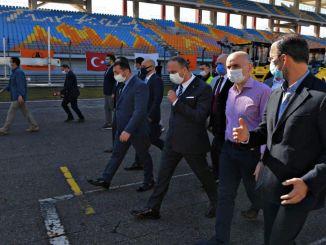 Istanbul Park organiseert na 9 jaar de opwinding van de Formule 1