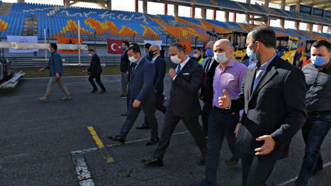 Istanbul Park bude hostit vzrušení 9 po 1 letech