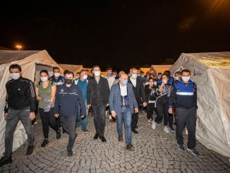 Cutremur din Izmir Situația actuală 24 Pierderea vieții, 804 răniți