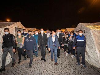 Землетрясение в Измире Текущая ситуация 24 Погибли, 804 ранены
