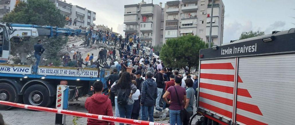 İzmir Depremi Sonrası AFAD Tarafından Yapılan Son Duyuru