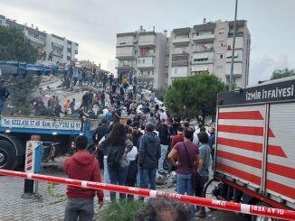 Ultimul anunț făcut de AFAD după cutremurul din Izmir