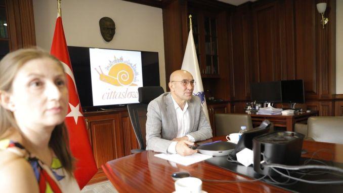 İzmir, İlk Cittaslow Metropolis Olmağa Namizəddir