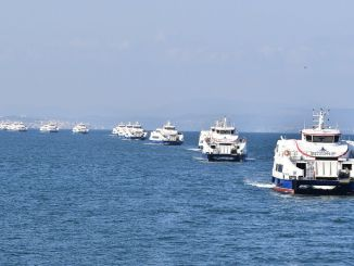 Der Seetransport steigt in Izmir