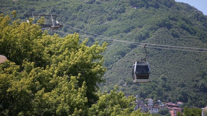 Izmit Cable Car Project Sent Again To The Commission