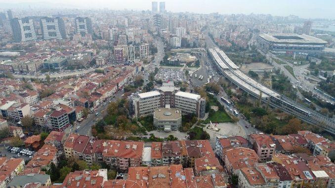 Kadıköy পৌর ভবন ভেঙে সবুজ অঞ্চল তৈরি করা হবে a