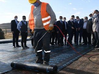 Ang Karaismailoğlu, Gisusi ang Ankara Kahramankazan nga Mga Konstruksyon sa Dalan Sa Lugar