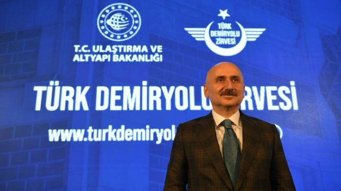 Karaismailoğlu: 'Our Goal in Railways is 80 Percent Locality'
