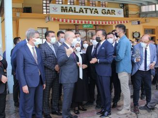 Karaismailoğlu Investigated in Malatya Station Field