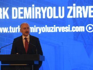 """Karaismailoğlu: """"Wir starten die türkische Eisenbahnreform"""""""