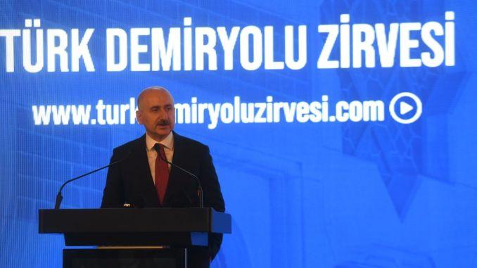 Karaismailoğlu: 'Türkiye'nin Demiryolları Reformunu Başlatıyoruz'