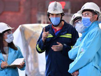 Samsung hostte C & T bij Kardemir Factory