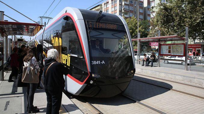 Standing Passenger Period Starts Again in Kayseri Public Transport!