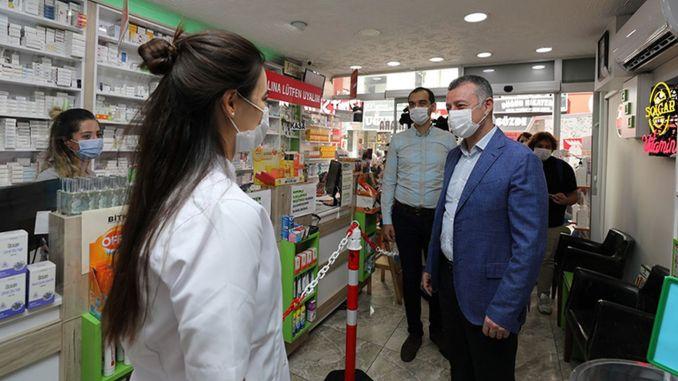 Der Transport zu Apothekern und Apothekenmitarbeitern in Kocaeli ist kostenlos