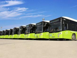 Extra busservice voor KPSS in Kocaeli