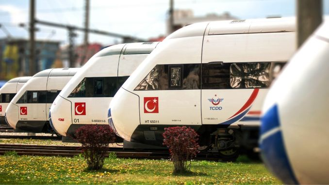 Konya Will Be One Of The Most Important Connection Centers Of High Speed Lines