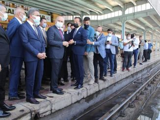 Rails Between Malatya Train Station and Yeşiltepe Are Taken Under Ground