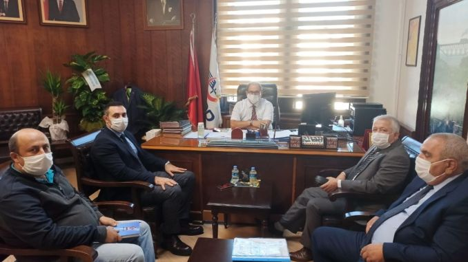The Project of Moving Solid Waste by Railway in Manisa Has Approached