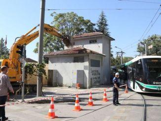 Трансформаторът, предизвикващ опасност в Мехмет Али паша, беше унищожен