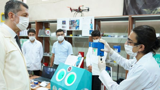 8 Million Lira Contribution From Vocational High Schools To The Economy In 230 Months