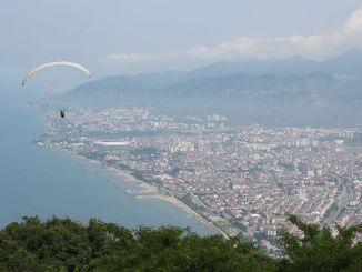Ordu er blevet den nye adresse for paragliding-entusiaster! Hvad er paragliding, hvordan gøres det?