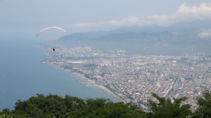 Ordu has become the new address for paragliding enthusiasts! What is Paragliding, How is it done?