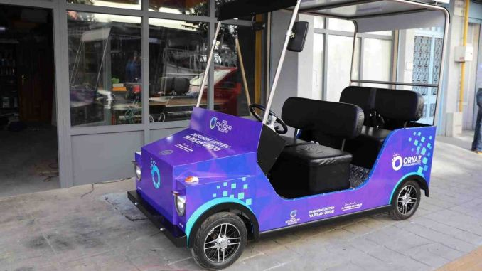 Young People from Ordu Produced Both Electric and Solar Powered Vehicles