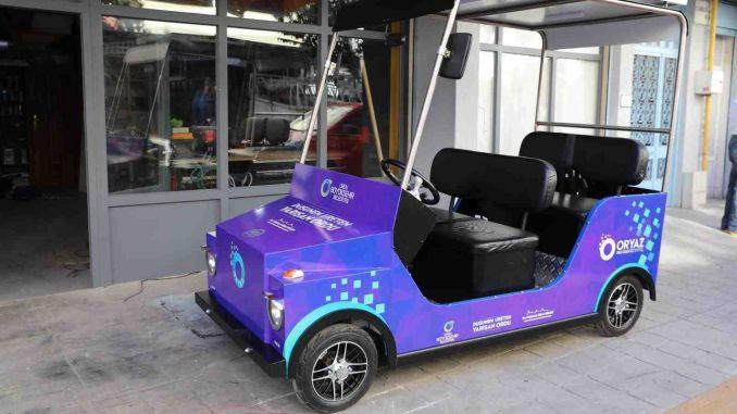 צעירים מאורדו ייצרו כלי רכב חשמליים ושמשיים