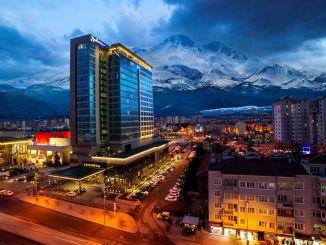 Skigebieden Açılmayın-pandemie in Europa, de Point-of-Route van Turkije