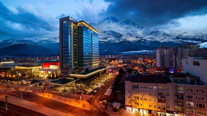 Ski Resorts Açılmayın pandemic in Europe, the Turkey Point-of Route