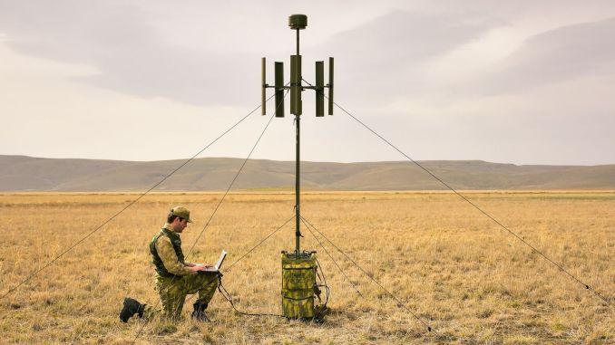 ระบบการฟังและการตัดทอน PUHU ให้กองทัพตุรกีเหนือกว่าในสงครามอิเล็กทรอนิกส์