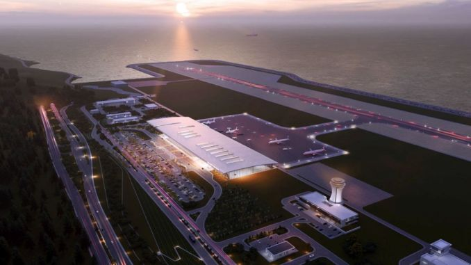 Objavljen datum otvaranja aerodroma Rize Artvin