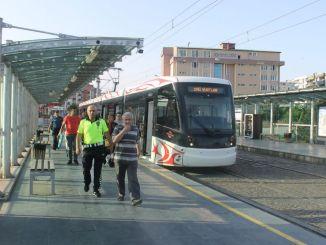 Samsun Tramvay Xətti Trolleybusla Genişləndiriləcəkdir