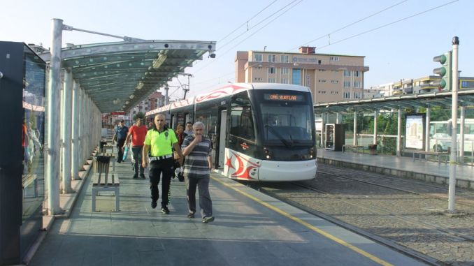 Samsun Tram Line Will Be Extended With Trolleybus