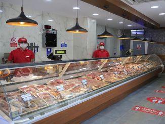 Serik Public Meat Store is begonnen met verkopen