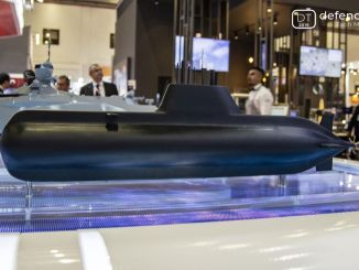 STM Aims to Complete the National Submarine Project in 2023