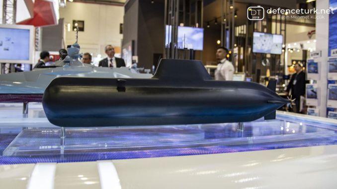 STM, Milli Denizaltı Projesi'ni 2023 Yılında Tamamlamayı Hedefliyor