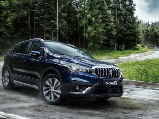 Suzuki SX4 S-Cross in October will be put up for sale in Turkey