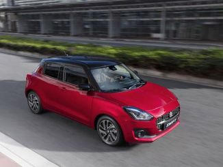 Suzuki Swift è nei mercati con la tecnologia ibrida intelligente