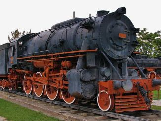 Jak se dostat do Ankara TCDD Open Air Steam Locomotive Museum?