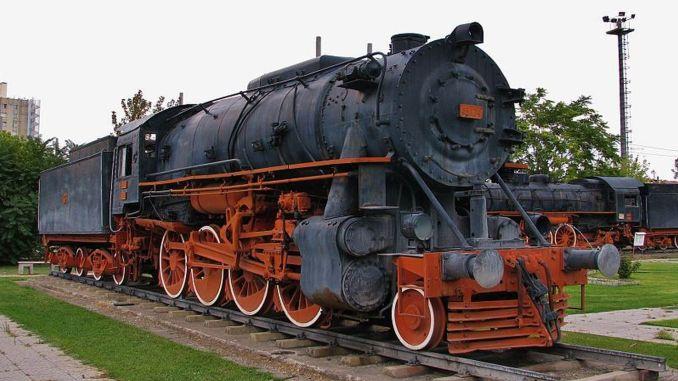 Wie komme ich zum Ankara TCDD Open Air Steam Locomotive Museum?