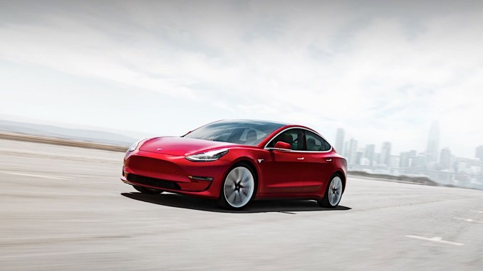Tesla Will Sell The Model 3 Produced In China To Europe