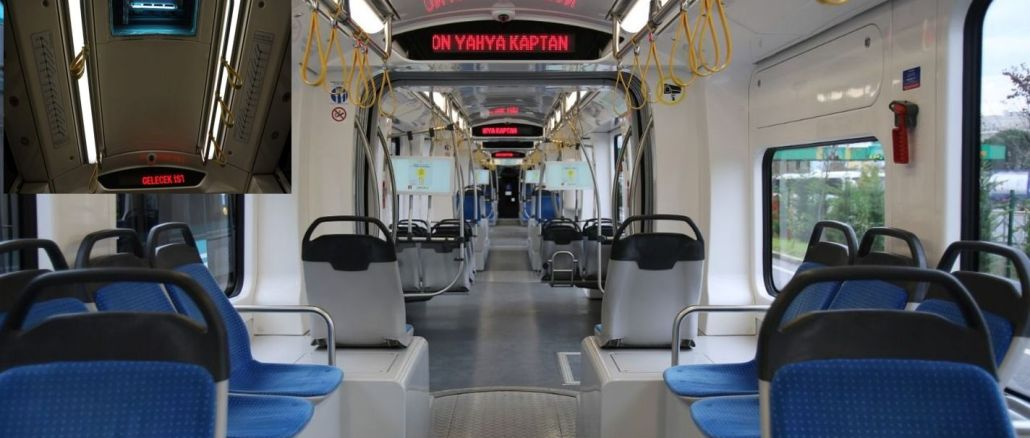 Toplu Taşımaya Virüssüz Hava Sahası Geliyor