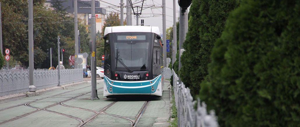Kocaeli'de 29 Ekim Günü Toplu Taşıma Ücretsiz Olacak