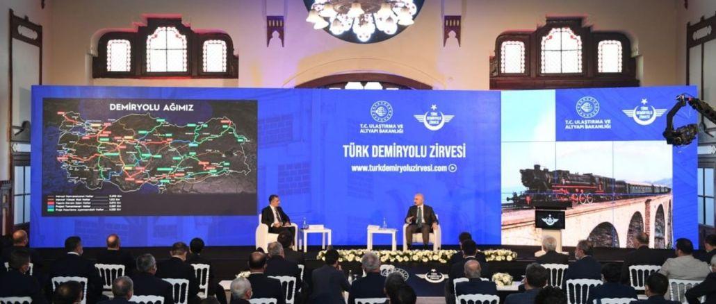 Türk Demiryolu Zirvesi, 164 Yıllık Demiryolu Kültürüne Sehne Oldu