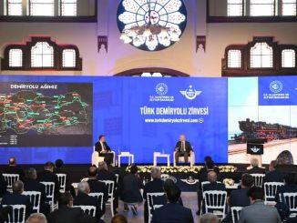 Tyrkisk jernbanetopmøde, kommer til 164-årig jernbanekultur