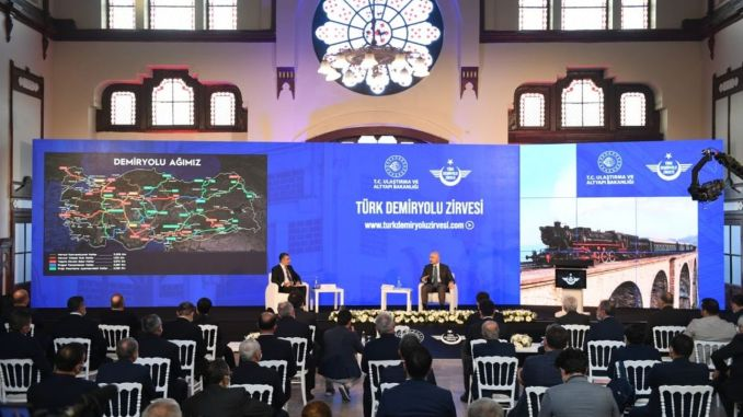 Turkish Railway Summit, Coming to 164-Year-Old Railway Culture